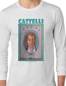 Juan José Castelli por Diego Manuel Long Sleeve T-Shirt
