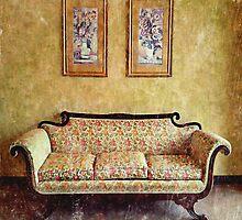 Grandma's Parlor by Scott Mitchell