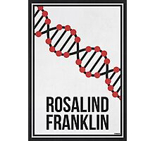 ROSALIND FRANKLIN - Women in Science Collection Photographic Print