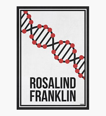 ROSALIND FRANKLIN - Women in Science Wall Art Photographic Print