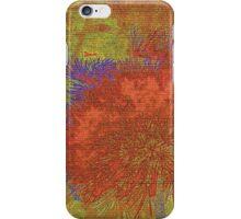 Dandelion Heat iPhone Case/Skin