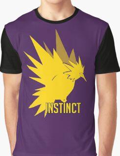 instinct Graphic T-Shirt