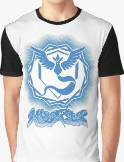 Team Mystic - Pokémon Go Graphic T-Shirt