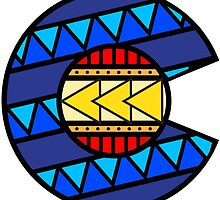 Colorado Tribal Flag: True Colour by missmarneyg