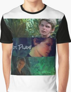 Robbie Kay/ Peter Pan - Lets Play! Graphic T-Shirt