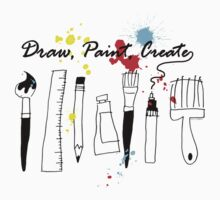 Draw Paint Create   Kids Clothes