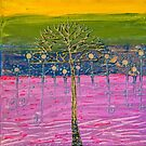 Redreaming Home Tree by WENDY BANDURSKI-MILLER