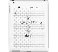 The Watchers On Pink Floyd's Wall iPad Case/Skin
