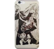 Dancing with Death iPhone Case/Skin