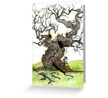 Mother Tree Greeting Card