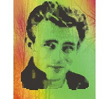 james dean in forest by rolfing