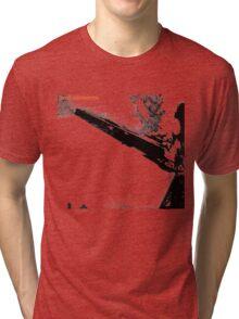 Led Zeppelin Star Destroyer Tri-blend T-Shirt