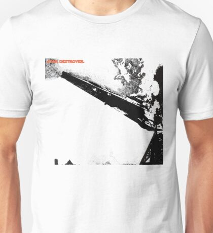 Led Zeppelin Star Destroyer Unisex T-Shirt