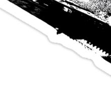 Led Zeppelin Star Destroyer Sticker
