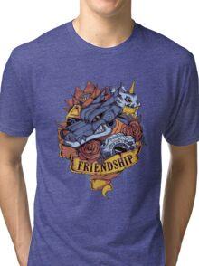 Friendship power Tri-blend T-Shirt