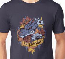 Friendship power Unisex T-Shirt