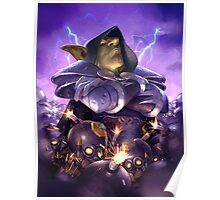 Dr.Boom-Hearthstone Poster