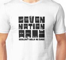 Seven Nation Army The White Stripes Lyrics Unisex T-Shirt