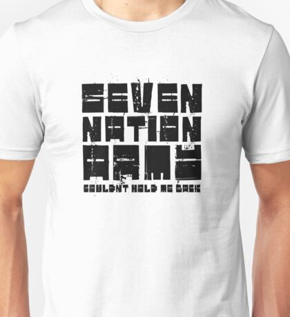 Seven Nation Army The White Stripes Lyrics Unisex T-Shirt