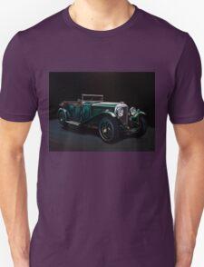 Bentley Open Tourer 1929 Painting Unisex T-Shirt