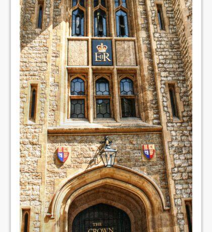 The Crown Jewels Sticker