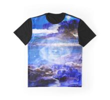 Sea of Serenity Graphic T-Shirt
