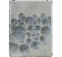 Cosmic Stillness iPad Case/Skin