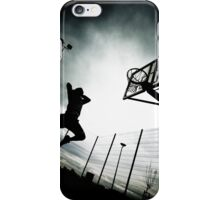IPHONE BASKETBALL 1 iPhone Case/Skin
