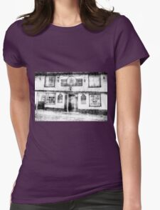The Coopers Arms Pub Rochester Vintage Womens Fitted T-Shirt