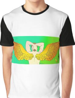 Winged Anakin Skywaler Graphic T-Shirt