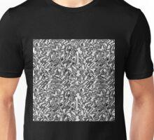 Dark Lines Unisex T-Shirt