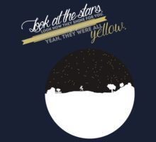 Coldplay - They Were All Yellow T-Shirt