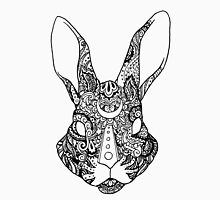 zentangle rabbit Unisex T-Shirt