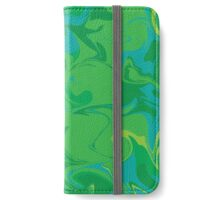 Green Marble  iPhone Wallet/Case/Skin