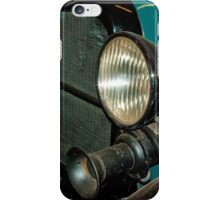 That good old Ford - detail iPhone Case/Skin