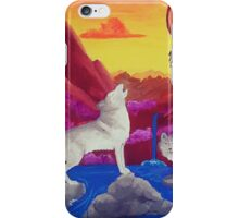Perfect Dream Acrylic Artwork iPhone Case/Skin