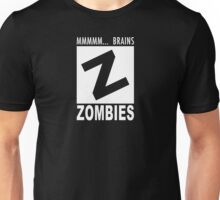 Zombies Rating Unisex T-Shirt