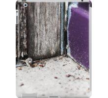 { Corners: where the walls meet #14 } iPad Case/Skin