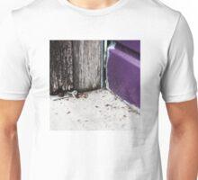 { Corners: where the walls meet #14 } Unisex T-Shirt