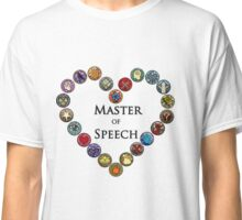 Dragon Age Inquisition- Speech Classic T-Shirt