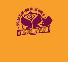 Tomorrowland Spread yor love to the world Unisex T-Shirt