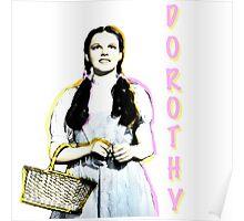 Retro Dorothy  Poster