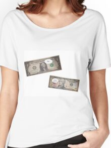 Hamilton -- Not Your Son Women's Relaxed Fit T-Shirt