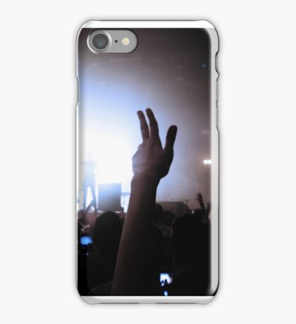 we've turned our hands to guns iPhone Case/Skin