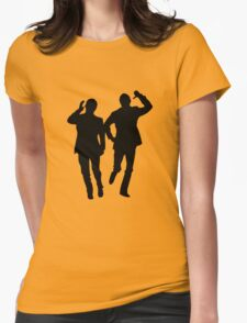 Morcambe & Wise - Bring Me Sunshine T-Shirt Womens Fitted T-Shirt
