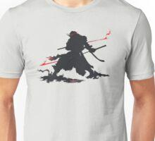 Samurai III Silhouette Unisex T-Shirt