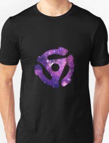 45 record adapter universe Unisex T-Shirt
