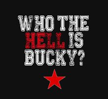 Who is Bucky? Unisex T-Shirt