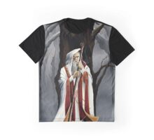 Winter Wizard Graphic T-Shirt