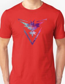 TEAM INSTINCT - COLORFUL GALAXY Unisex T-Shirt